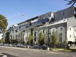 Port Melbourne Serviced Apartment  heritage building conversions