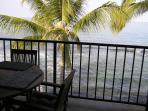 Dining has never been so good.  The views of the lanai are breathtaking!