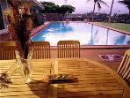 Pool & Tennis Court - Views of Mountains & Ocean    STWK/2013/000