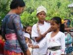 Local ceremonies welcome visitors