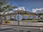 gated resort