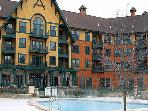 Appalachian Hotel - Ski/in - Ski/out Luxury Lodge Style Condo/Hotel