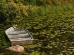 Rowboat at Waywayanda