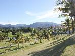 El Yunque Rain Forest view and Rio Mar Village Villas