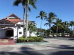 Golf Club House and restaurants