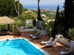 Luxury 10 bed Villa in exclusive  area Nr Marbella