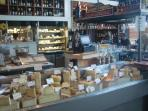 Oxbow Cheese Merchant...yum!