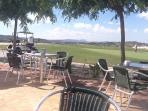 Golf Club Patio