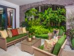 F102 Bali Hai Pool Villa - True Indoor/Outdoor Living with Covered Veranda, Plunge Pool, Lawn and Garden
