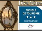 Diva-Nîmes - unique ambiance in a prime location