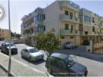 Google street view from Viale Europa corner