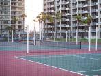 4 tennis courts and shuffleboard are just a few more activities offered in Saida