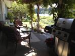 New Broil King BBQ with propane