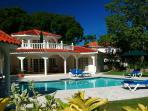 Villa Private Pool Area