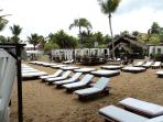 Harmony Beach Sun Beds