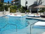 Presidential Suites Pool Area