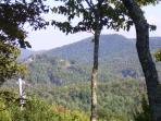 View of mtns.