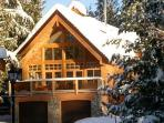 Luxury 'Big Red Lodge' - best group lodging at Red