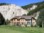 House from the 4th hole of Beaver Creek golf course