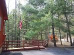 BearFoot Lodge..location, location, location!