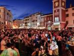 Croatian Summer Salsa Festival in Rovinj.