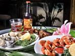 Get your fill of seafood galore at Seacrets