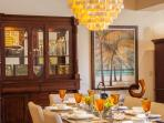 Castaway Cove C201 - Indoor Dining With Comfortable Seating for Six