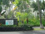 Entrance to the Resort