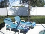More sun beds