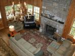Beautiful Lakefront Cabin in Highlands, NC