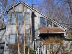 'skihouse' in fall