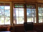 Views from Sunroom