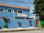 Casa Izamal exterior
