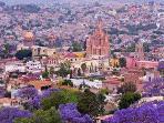 View of Centro, San Miguel de Allende