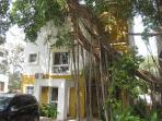 view of villa exterior