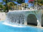 Cofresi Palms Pool Waterfall
