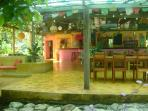 The Bar-Restaurant just down the beach path from Casa Dos Rios, Buena Esparenza, is a great asset!