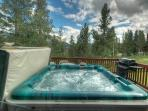 The Pines Townhome Hot Tub Ski-in/Ski-Out Breckenridge Lodging