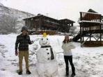 Winter wonderland for children