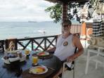 Breakfast at the Gazebo