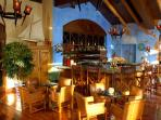 Fabulous restaurants on-site