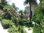 Greenery at the Ploce city gate, just 2-3 minutes away from the apartment