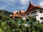 Kata View Villa - Luxury 4 Bed, Private Pool Villa