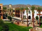 Verrado Town Center welcomes guests to their Arizona vacation - 5 minute walk