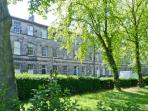 5 BELLEVUE TERRACE first floor apartment in centre of vibrant city of Edinburgh Ref 14663