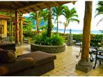 Jaco Beach Front Villa Luxury