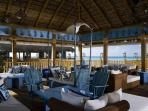 Sanctuary hotel, enjoy the restaurants here