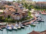 Marina of Cap Cana