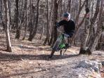 500km of MTB trails