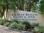 Rio Mar Wyndham Grand Resort Main Entrance